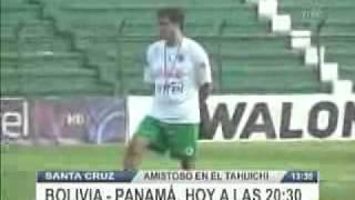 HOY JUEGA BOLIVIA VS PANAMA @ RED PAT BOLIVIA