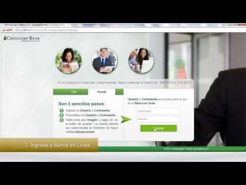 ¿Cómo Realizar Una Transferencia A Cuentas Propias?