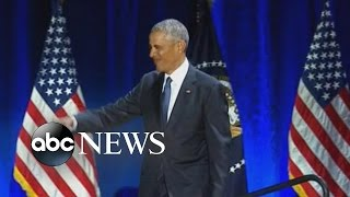 Obama Farewell Speech Soundtrack Free HD Video