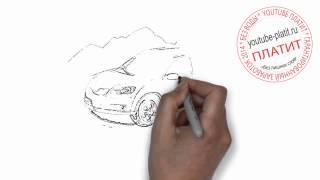 Автомобиль Mitsubitshi  Как нарисовать поэтапно карандашом машину Mitsubitshi(как нарисовать автомобиль, нарисовать автомобиль поэтапно, как нарисовать автомобиль карандашом, картинка..., 2014-07-26T15:05:52.000Z)