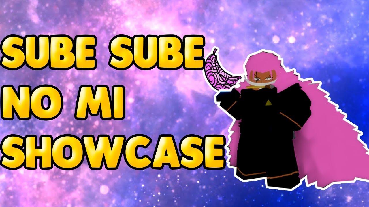 One Piece Ultimate Sube Sube No Mi Showcase Df Youtube