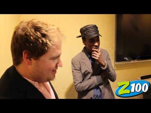 Knaan Interview - Z100 Portland