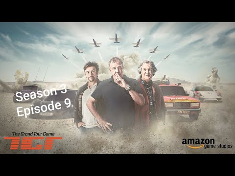 The Grand Tour Game Season 3 Episode 9