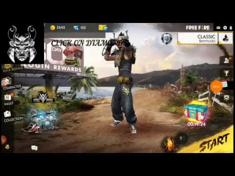 How To Top Up Diamonds In Free Fire Battlegrounds Youtube