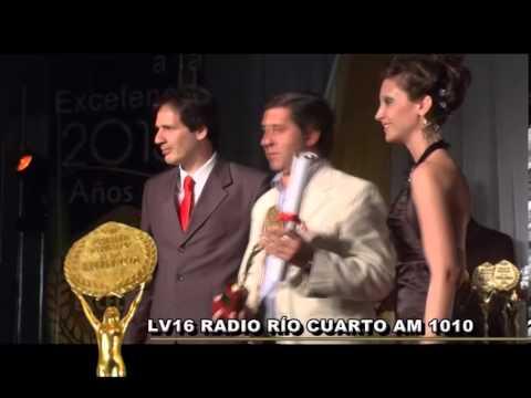 LV16 Radio Río Cuarto AM 1010 Excelencia 2013 - YouTube