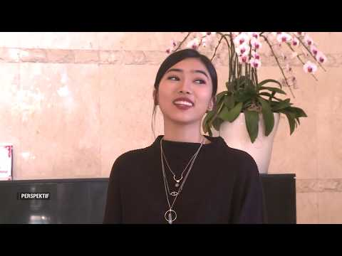 Isyana Sarasvati #1 - ISYANA MAIN KE KANTOR METRO TV!