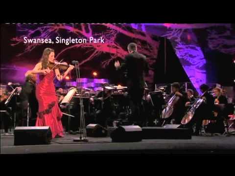 Jennifer Pike - Tchaikovsky Violin Concerto finale - BBC Proms
