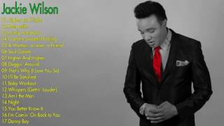 Jackie Wilson Greatest Hits playlist    Best Songs Of Jackie Wilson playlist (MP4/HD)