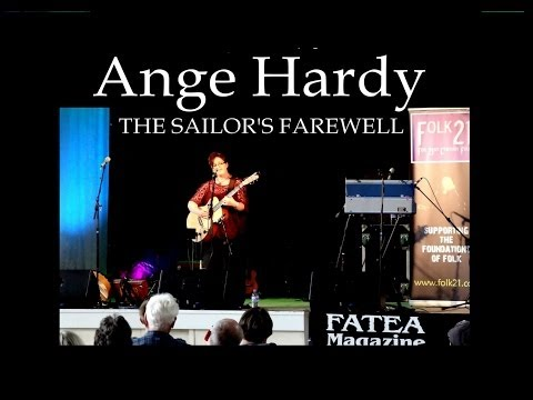 Ange Hardy - The Sailor's Farewell