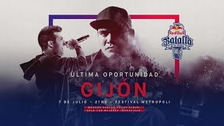 Última Oportunidad - España | Red Bull Batalla de los Gallos