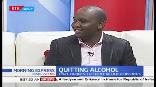 Black and White: Quitting Alcohol (Part 2)|Morning Express