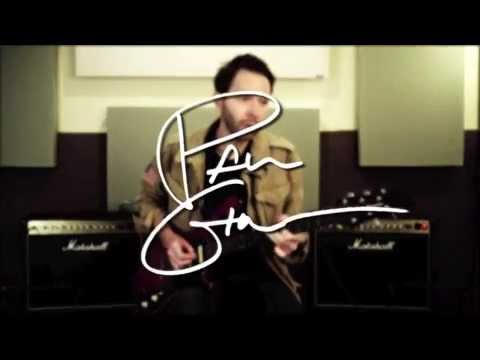 Paul Gilbert on his Ibanez FRM150 signature guitar