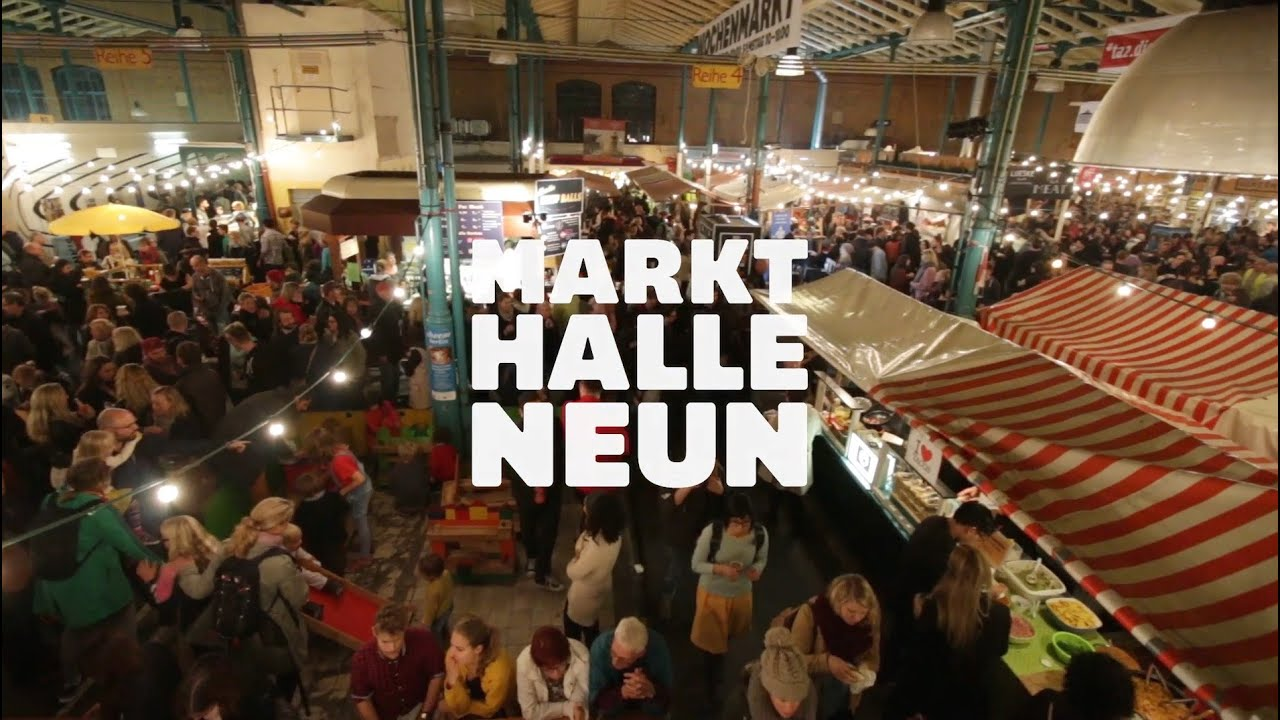 Afbeeldingsresultaat voor markthalle neun berlin