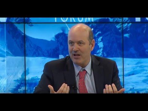 Sturzenegger en World Economic Forum Annual Meeting