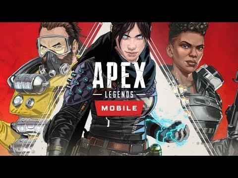 APEX LEGENDS MOBILE TRAILER