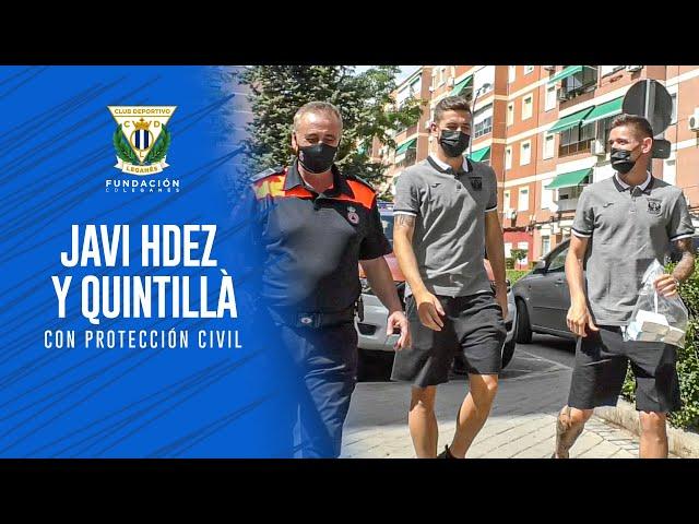 Protección Civil Xavi y Javi