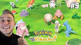 GO Park i połączenie z Pokemon GO! (Pokemon Let's GO Pikachu ! odc. #9)