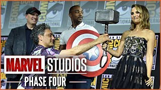 The Future of the MCU - Announcements & Theories
