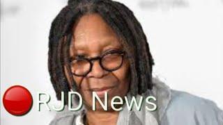 Whoopi Goldberg Fired - 🔴RJD News (ep.48)