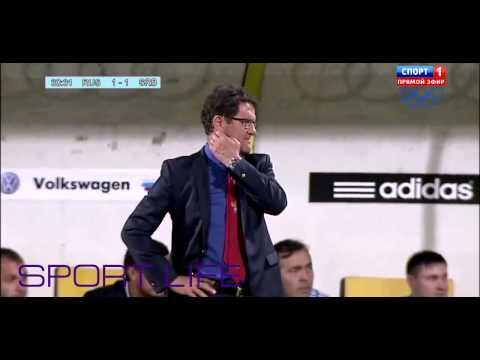 Filip Djordjevic goal (Russia - Serbia 1 : 1) Россия - Сербия