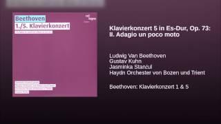 Klavierkonzert 5 in Es-Dur, Op. 73: II. Adagio un poco moto