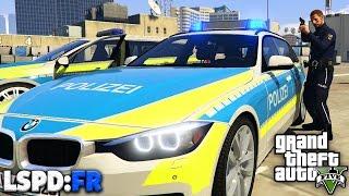 GTA 5 LSPD:FR - FLUGHAFENPOLIZEI - Deutsch - Polizei Mod #28 - Grand Theft Auto V