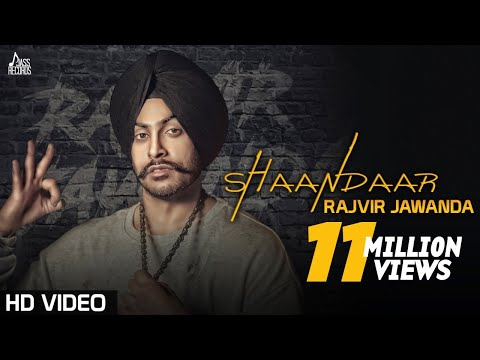Shaandaar (Full HD)●Rajvir Jawanda Ft MixSingh●New Punjabi Songs 2016●Latest Punjabi Song 2016