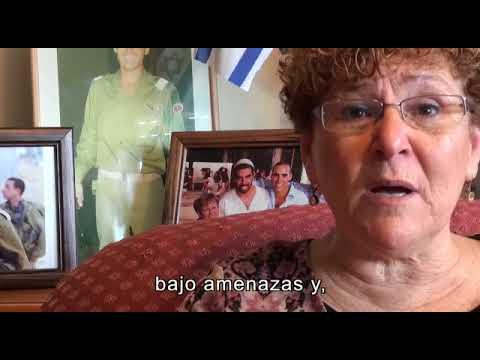 Miriam Peretz nominada para el Premio Israel