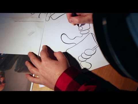 """Inking """"Kleinemann"""""""