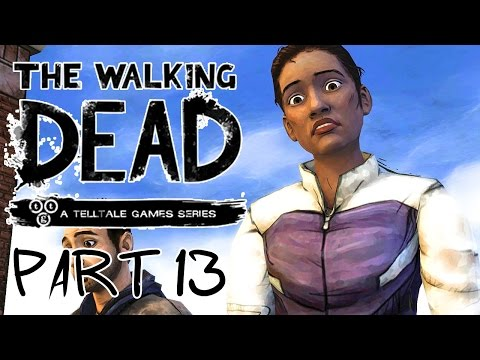 The Walking Dead Walkthrough Gameplay - Ep.3 / Part 5 / END - NEW SURVIVORS!