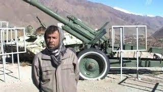 Пленные русские в Афганистане