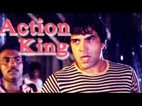 Why Dharmendra beaten young man during the shooting of movie Satyakam ? - मराठी