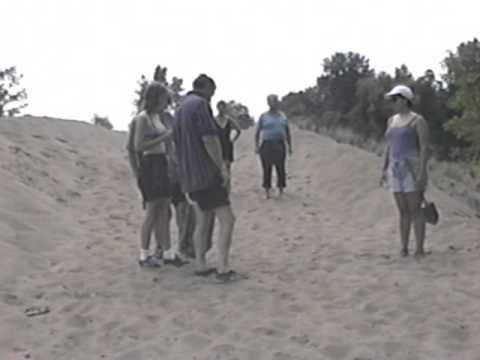 8-1996 Mississippi Houseboat Treasure Hunt Michael Catherine Bob2 Terese BobJ 1