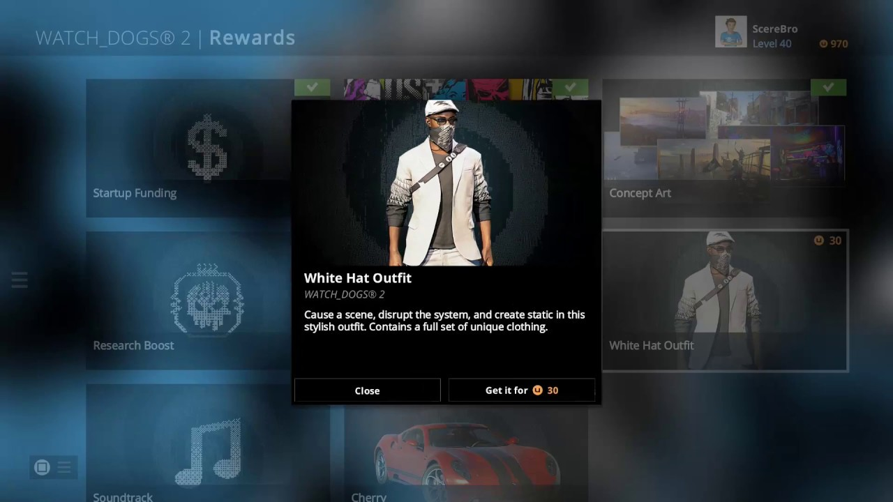 Watch Dogs  Rewards Ubisoft