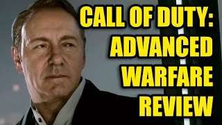 Call Of Duty: Advanced Warfare Review - Same Old Day, Different S**t...