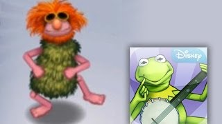 My Muppets Show - How to Get Mahna Mahna Official Unlock [Big House]