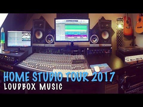 Studio Tour 2017 | Zed Marty Production