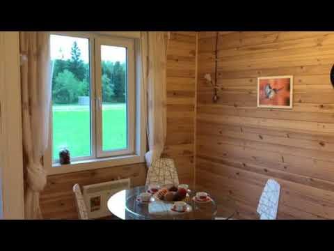 Новый Деревянный дом в Подмосковье за 1.250.000