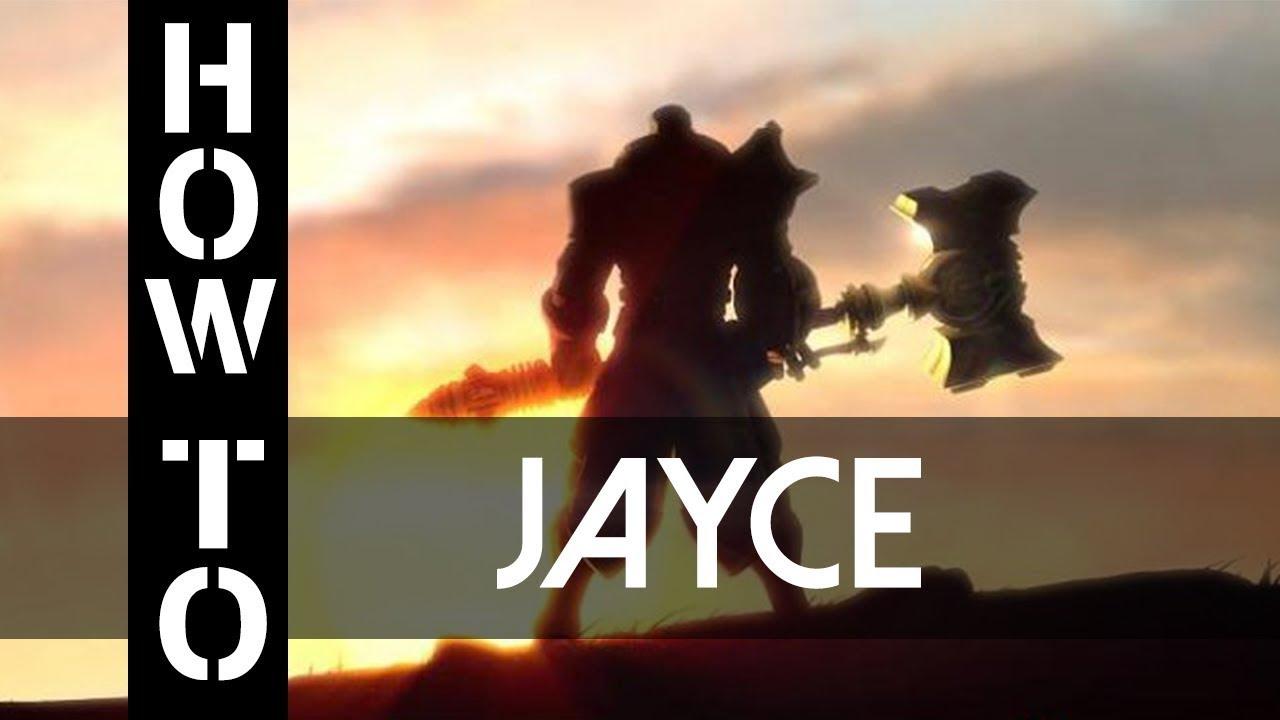 how to play jayce season 8