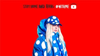 Tones And I #StayHome and hang #WithMe live performance