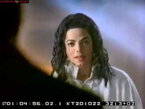 Exclusive Michael jackson ghost film outtakes