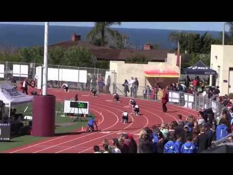 Laguna Beach Trophy Invite - Boys FS 400m