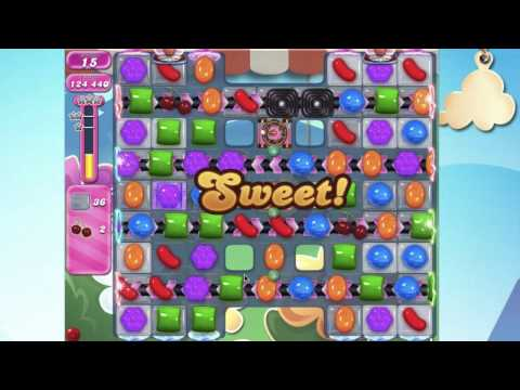 Candy Crush Saga Level 2495  No Booster  NICE LEVEL