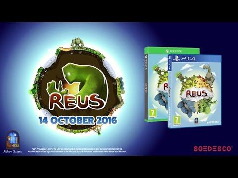REUS Release Trailer PEGI