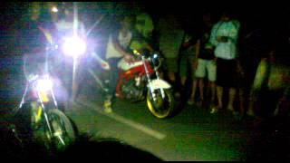 Download Video Suzuki FXR Tekek vs Honda GL Barbara Teken Nganjuk MP3 3GP MP4