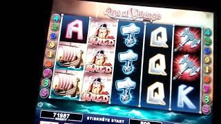 Age Of Vikings (PLATNO SEKER) 70.000kč! HUGE WIN bet 500