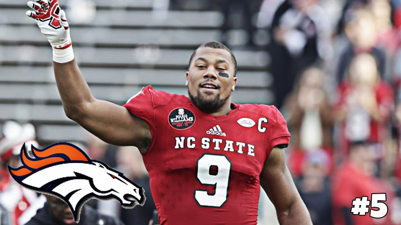 5e9095042a8 HOW GOOD WILL BRADLEY CHUBB BE ON THE DENVER BRONCOS  2018 NFL Draft  Analysis