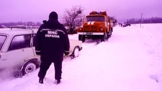 Тростянець: рятувальники допомогли доправити дитину до лікарні