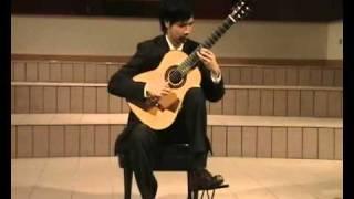 Скачать Paganini Caprice No 24 Kenny Chan Guitar