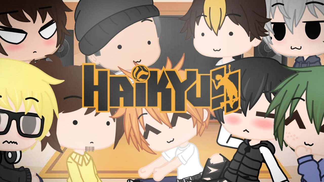 Download Haikyuu Reacts To Tik Toks [PT. 1] {New outro?}